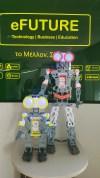 εκπαιδευτική ρομποτική eFUTURE Robotics