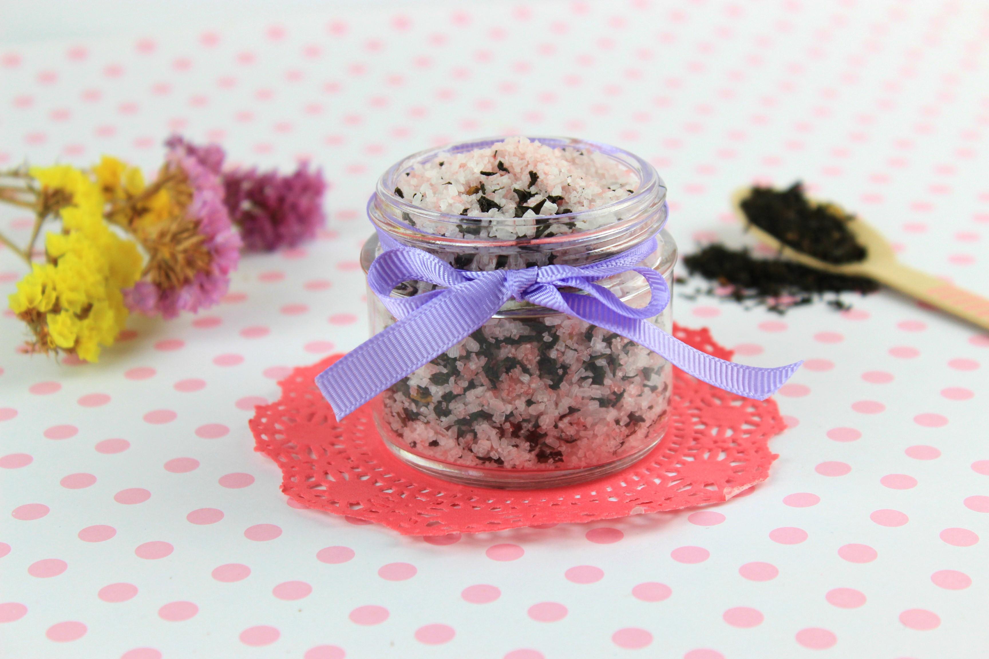 Aromatic Bath Salts