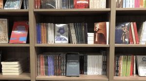 Déconfinement : réouverture de la Librairie Vincent à Paris