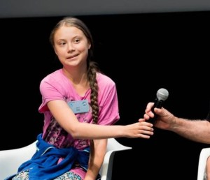 Greta Thunberg, spécialiste ès maladies infectieuses