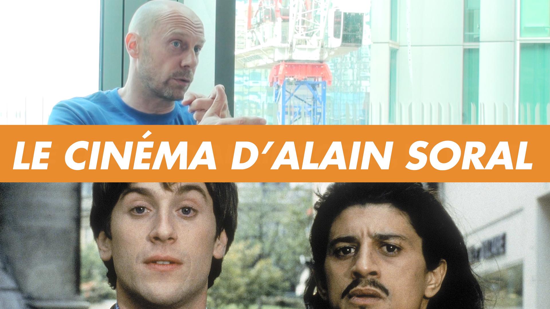 Le cinéma d'Alain Soral : un entretien avec Alain Soral disponible pour tous en vidéo à la demande