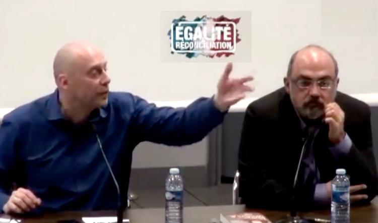 "Alain Soral, E&R et Pierre Jovanovic, ""super propagateurs"" de fake news selon France Info"