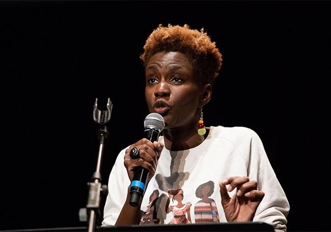 Rokhaya Diallo, agent afro-américain antifrançais