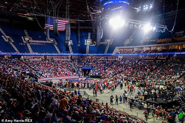 Le meeting de Trump à Tulsa saboté par des utilisateurs de TikTok et des fans de K-Pop