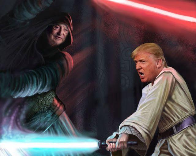 """L'Empire contre-attaque : Soros investit 220 millions de dollars aux États-Unis pour """"l'égalité raciale"""""""