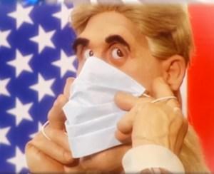 Le masque de papier