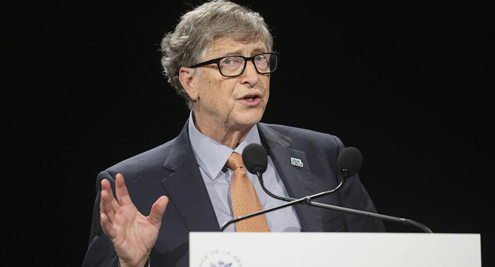 """Bill Gates ose tout (pour le Nouvel Ordre mondial) : """"Le covid-19 aura un vaccin, pas le changement climatique"""""""