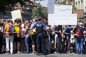 Zurich : les rebelles du corona se préparent pour le 29 août