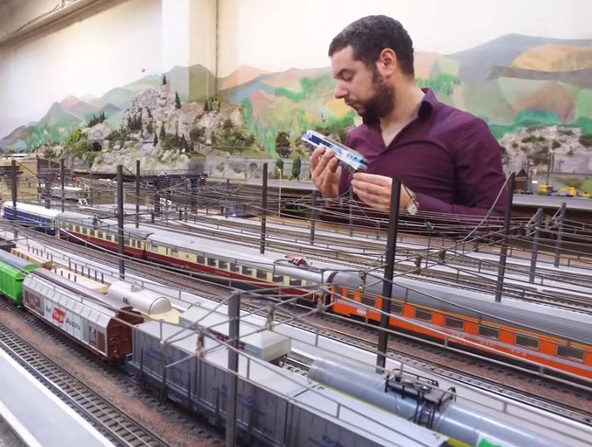 AFAC : la passion du train
