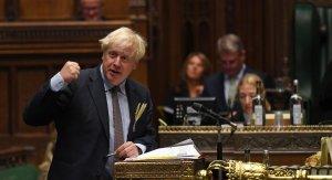 """Brexit : l'Union européenne accuse Boris Johnson de préparer un """"blocus alimentaire"""""""