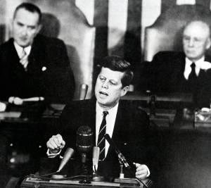 Quand John Fitzgerald Kennedy décrit l'État profond