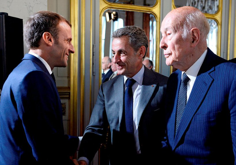 Mort du technocrate mondialiste Valéry Giscard d'Estaing