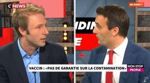 Vaccins, remdésivir, UE : Florian Philippot se fait Martin Blachier chez Morandini