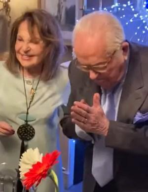 Jean-Marie et Jany Le Pen se sont mariés religieusement ce week-end