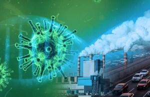 Une étude relie réchauffement climatique et coronavirus, pièces majeures de l'échiquier mondialiste