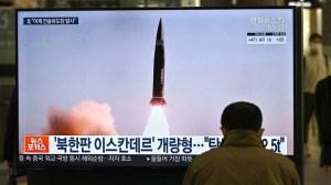 """La Corée du Nord dénonce """"l'ingérence et la provocation"""" de Joe Biden"""