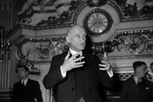 L'agent américain Robert Schuman reconnu comme « vénérable » par le pape François