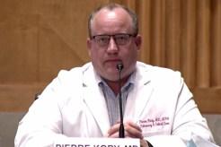 Pour le Dr Pierre Kory, en dissimulant les bienfaits de l'ivermectine, l'OMS a fait 500 000 morts !