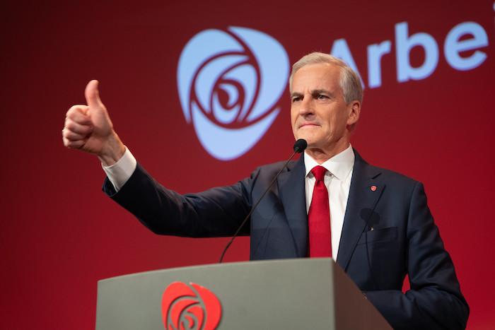 Jonas Gahr Støre, millionnaire de gauche, probable futur Premier ministre de la Norvège