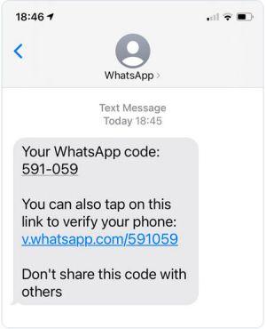 Whatsapp : une nouvelle arnaque pour voler votre compte