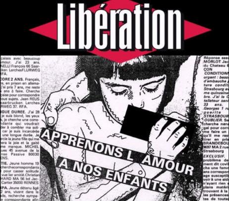 Libération, après tous ses mea culpa sur la pédophilie, soutient Joe Biden !