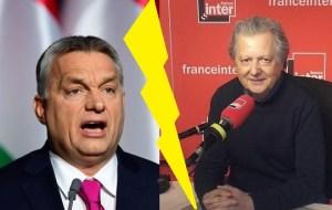 Gilles-William Goldnadel dénonce Pierre Haski, chroniqueur de France Inter et payé par Soros