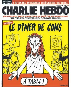 Dictature Charlie : les régions diffuseront un livre de caricatures dans les lycées