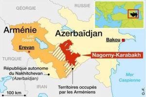 Haut-Karabagh : cessez-le-feu total signé entre l'Arménie, l'Azerbaïdjan et la Russie