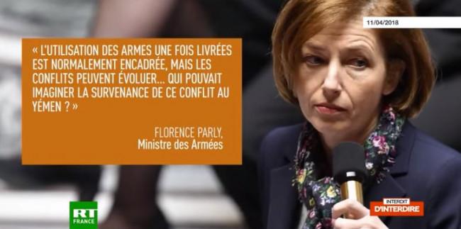 La joyeuse hypocrisie du ministre des Armées
