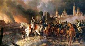 Napoléon en Russie, un envahisseur devenu icône