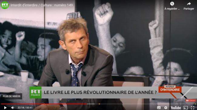 Geoffroy de Lagasnerie ou le nouveau progressisme révolutionnaire qui fait plouf