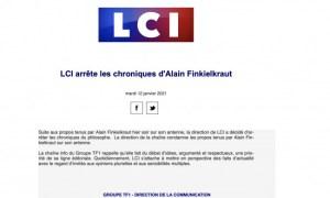 Solidarité oligarchique : Alain Finkielkraut défend Olivier Duhamel