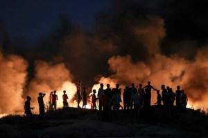 Nouvelles frappes aériennes d'Israël contre la bande de Gaza