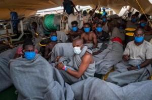 Tsunami migratoire : l'île italienne de Lampedusa submergée