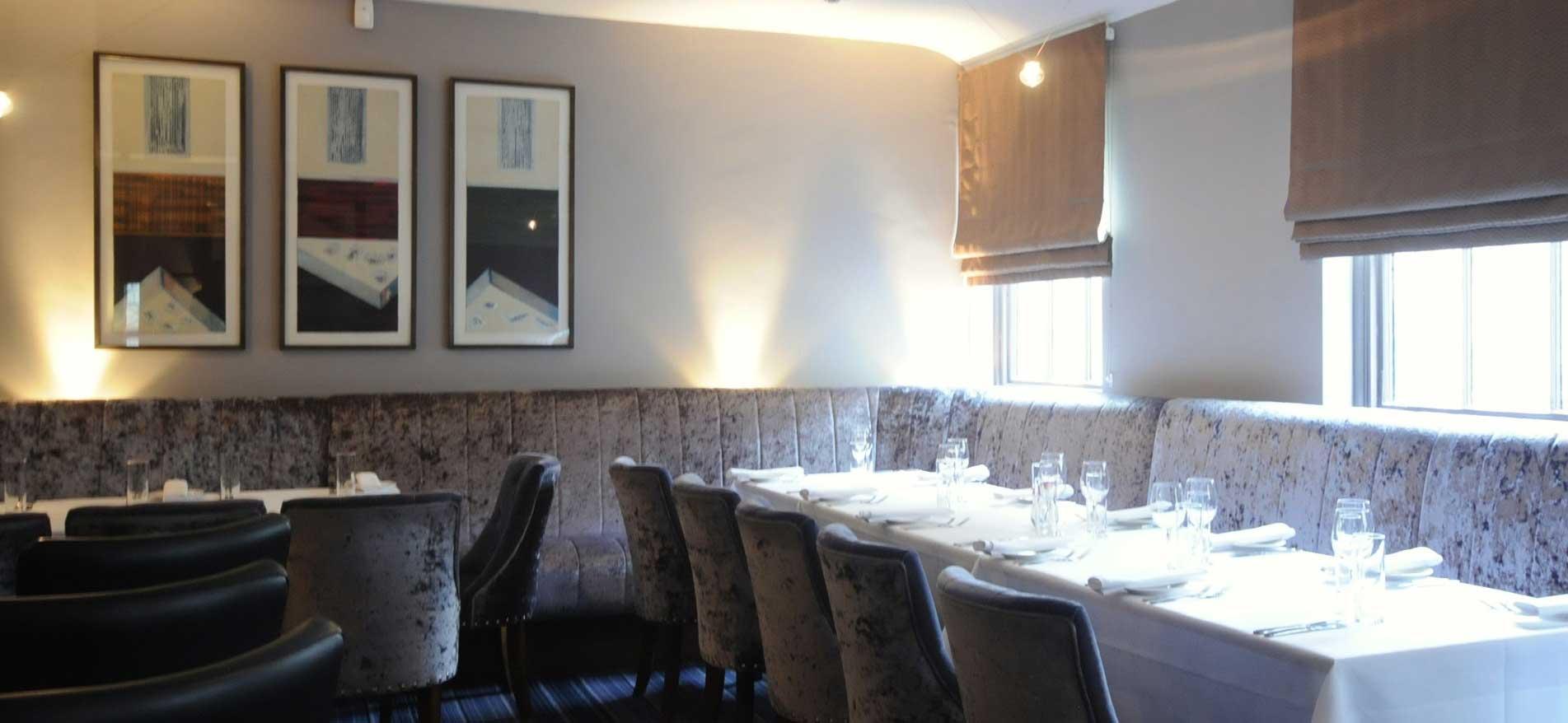 Restaurant Painting & Decorating