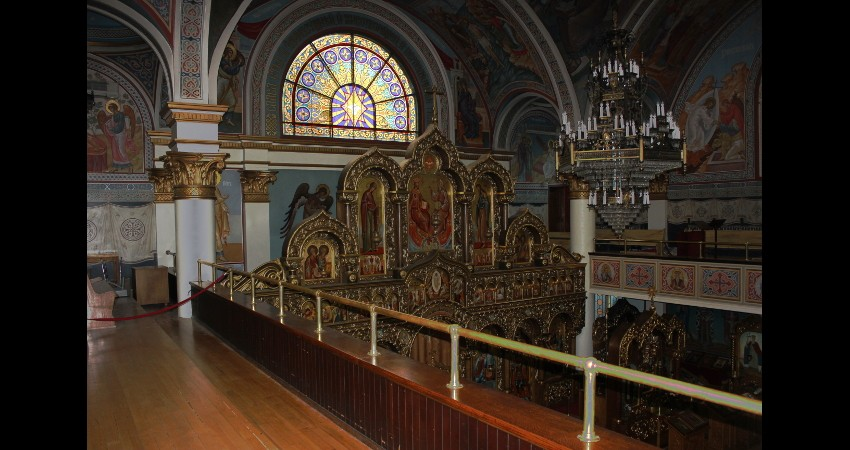 Holy Trinity Russian Orthodox Cathedral EGD Glass Restoration 2