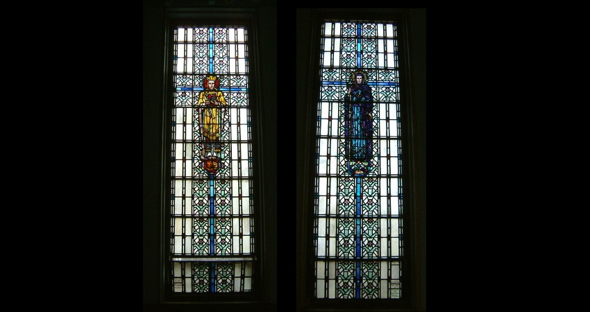 St. Joseph's Health Care Centre Toronto EGD Glass Stained Glass Restoration 1