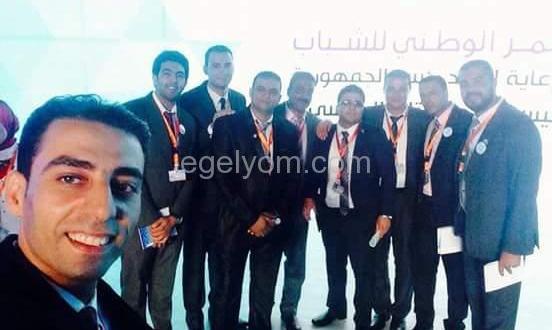 بعض شباب كفر الشيخ يطلقون مبادرة برنامج رئاسى مصغر فى مؤتمر الشباب الرابع فى الإسكندرية  