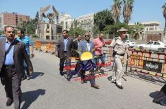 مدير أمن الغربيةيتفقد الأقوال الأمنية والخدمات فى شوارع طنطا |
