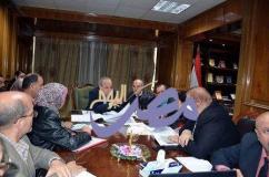 عشماوى انشاء منطقة استثمارية صناعية جديدة بمدينة الخانكة على مساحة 377 فدان |