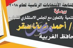 تشكيل المجلس الاستشارى لمجلس الشباب المصرى .  