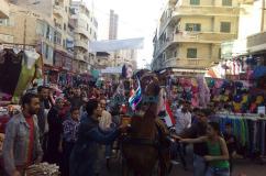 بالصور ولابنخاف شعار مسيرات تجوب شوارع الإسكندرية|مصر اليوم العربية |