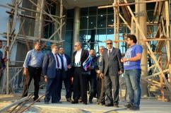 محافظ القليوبية ورئيس جامعة بنها يتفقدان 5 مشروعات بالجامعة بتكلفة 234 مليون جنيه|مصر اليوم العربية |