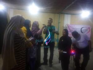 العيد مع فريق ( قلب واحد ) والاشخاص ذوى الاعاقة |