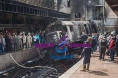 استكمال التحقيقات فى حادث محطة مصر |