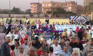 إدارة أوقاف برشوم بالقليوبيه تشارك فى حفل تكريم أوائل الطلبه |