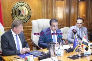 """وزير التعليم العالى يشهد توقيع الترتيبات التنفيذية لاتفاقية """"بريما""""  """