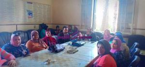 صور..الإجتماع الأول لمؤسسي إتحاد المحامين المصريين بالاسكندرية |