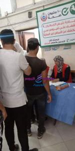 صحة الشرقية : فحص أكثر من ٣٠ ألف طالب بالفرقة الأولي بالمبادرة الرئاسية لفيروس سي |