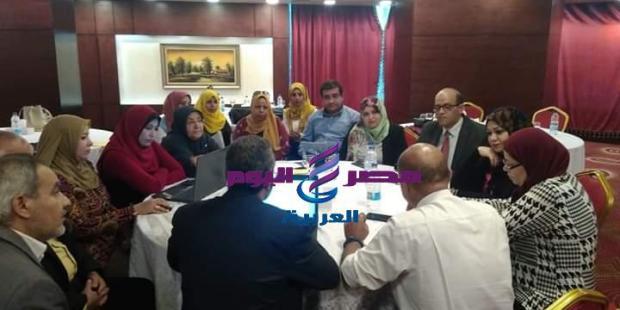 سوهاج تشارك في ورشة عمل مشروع تسريع الإستجابة المحلية للقضية السكانية بالقاهرة |
